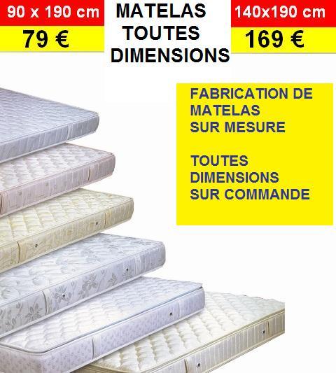 promotion matelas. Black Bedroom Furniture Sets. Home Design Ideas