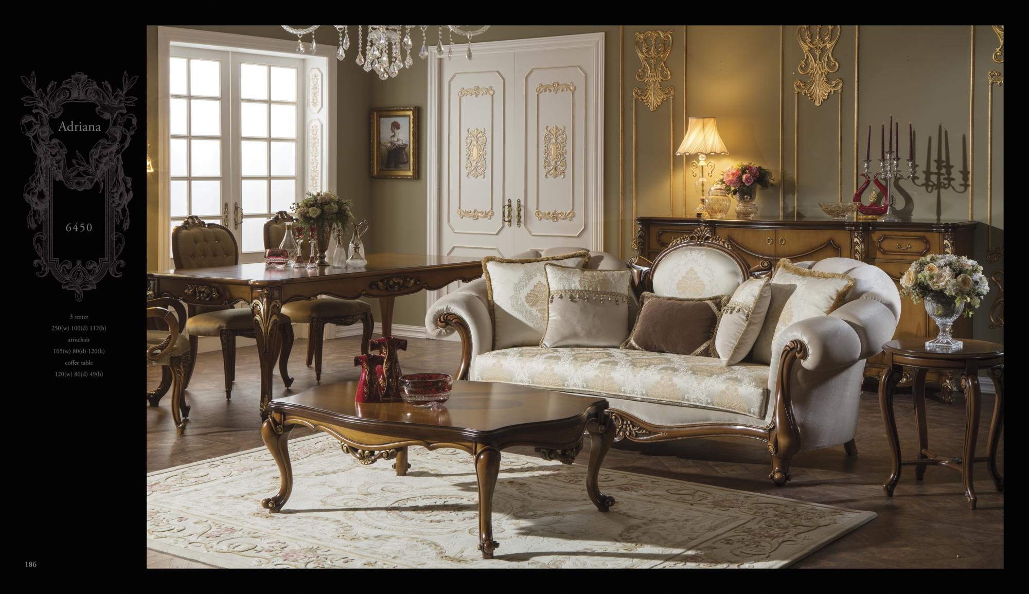 Salon luxe prestige dekora for Salon luxe